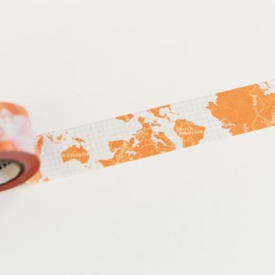 Masking tape Multi 세계지도-MST-MKT150-H