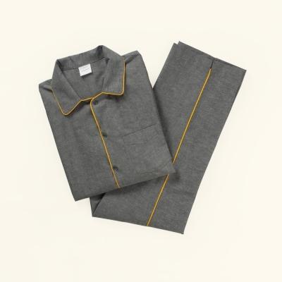 [closingment] pure cotton men's pajama set Bowie