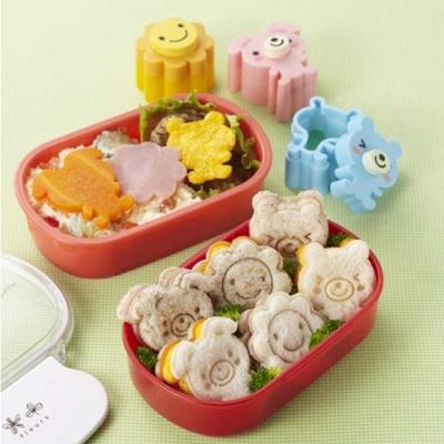토끼 곰 꽃 샌드메이커