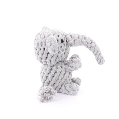 헙스 오가닉 로프 토이 코끼리_(1643598)