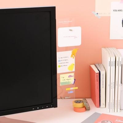 모니터 메모보드-30cm 세트 (4Pack)