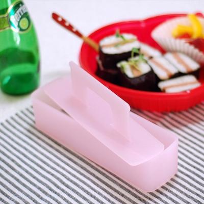 대형김밥틀 피크닉도시락만들기 (무스비틀,사각김밥틀)