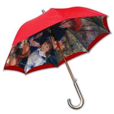 명화_르누아르-두자매(W) 이중자동우산