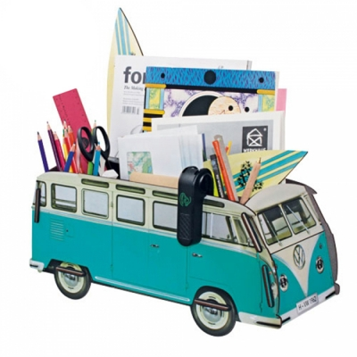 Office Organizer bus-mint