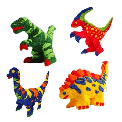 컬러룬 볼클레이 3D공룡만들기(대) 4종택1/어린이날 선물
