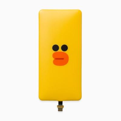 라인프렌즈 샐리 무선 충전패치(아이폰용)