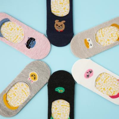 Socksappeal X Kakao friends fake socks
