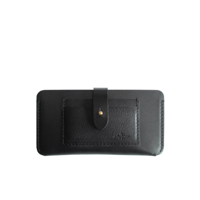 case wallet [black]