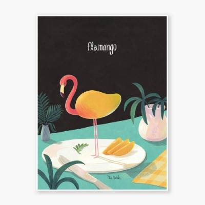 Flamango Art poster