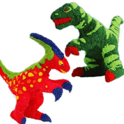 컬러룬 볼클레이 입체 공룡풍선만들기(대)2종세트/어린이날 선물