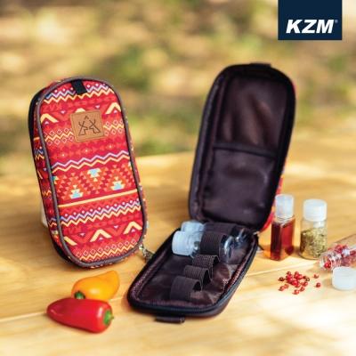 카즈미 스파이시박스 미니 K6T3K001 /캠핑 양념통 감성 캠핑용품