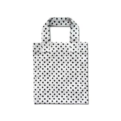 Mini Dot Bag (WHITE)