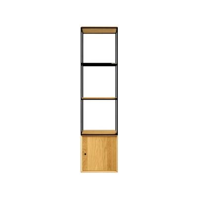 Vertical console