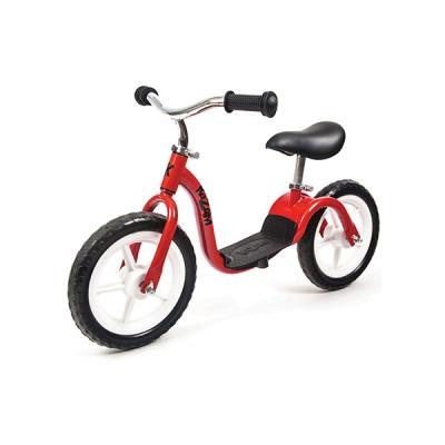 [카잠] 밸런스바이크 v2e (레드)페달없는 유아 자전거_(672437)