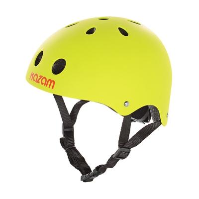 [카잠] 유아 아동용 헬멧 / 어린이 보호대 (옐로우)_(672465)
