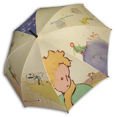 [ART] Little Prince 자동 우산