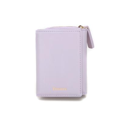 Triple Pocket 007 Light Violet