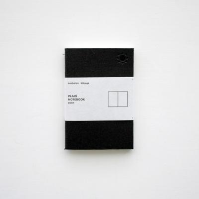 백상점 plain notebook petit 쁘띠노트
