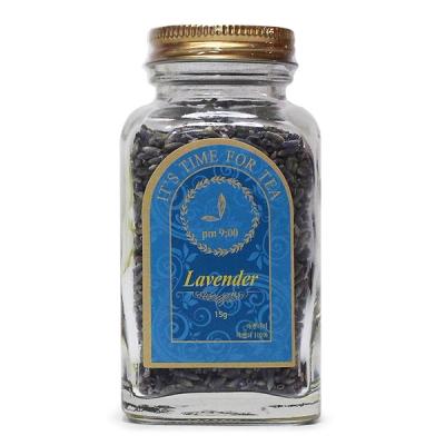 [허브라] 라벤더 15g 허브차 꽃차 (보라빛 향기의 평화로움)