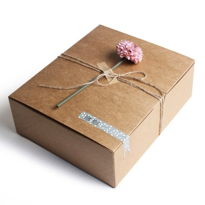 크라프트 선물상자1호(3개)