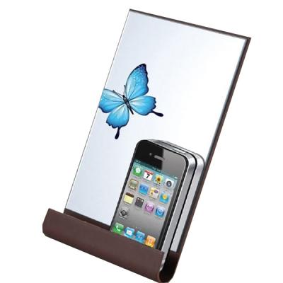 스마트폰홀더 겸용 스탠드 탁상거울