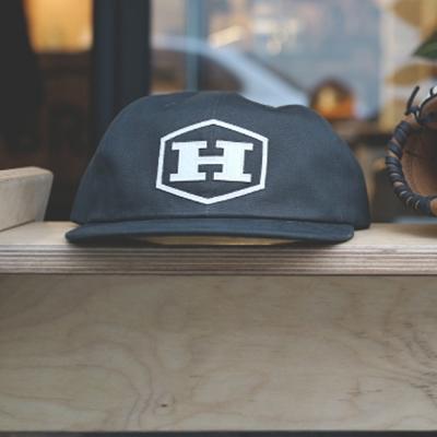 BIG H SIG CAP