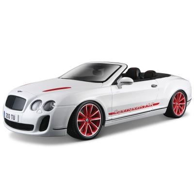 브라고 1:18 플러스 컬렉션 벤틀리 슈퍼스포츠 ISR / Bentley