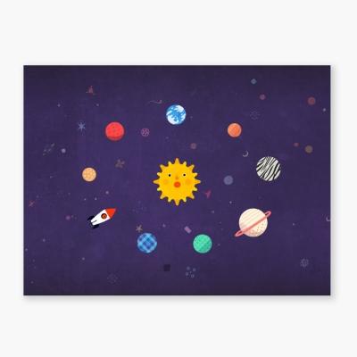 Solar Art poster