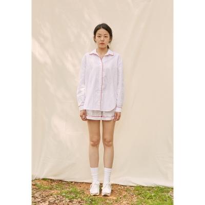[closingment] women's pajama set - white