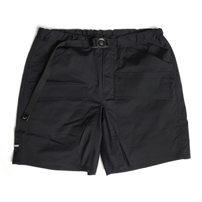 TREK SHORTS / Black