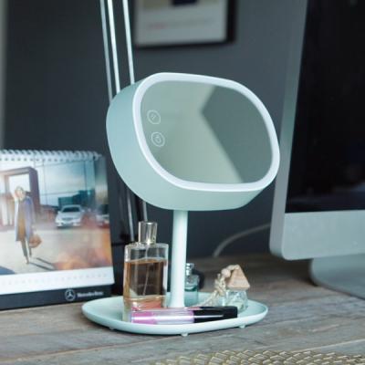 뷰티미러 라이트(LED스탠드+거울)