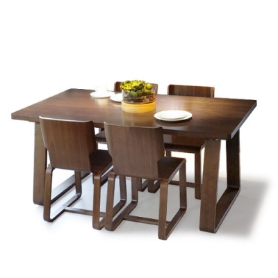 QM MU 식탁세트_의자4개형