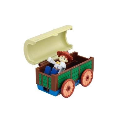 [토미카] 토이스토리 토미카 04 Jessie and Toy Box Carriage