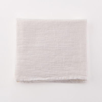 休.리넨 face towel 'snow white' 타올