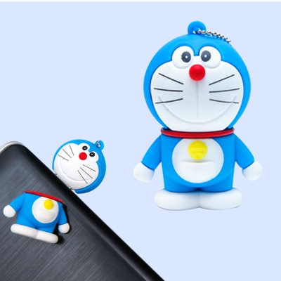 도라에몽 3D 피규어 USB 메모리(8GB)