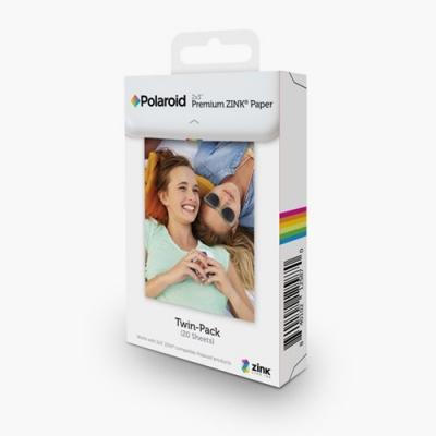 폴라로이드 Zink 인화지 2X3인치 스티커 타입 20매(SNAP)