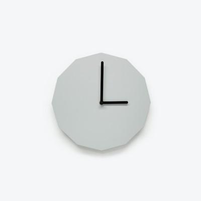 12 Clock Steel