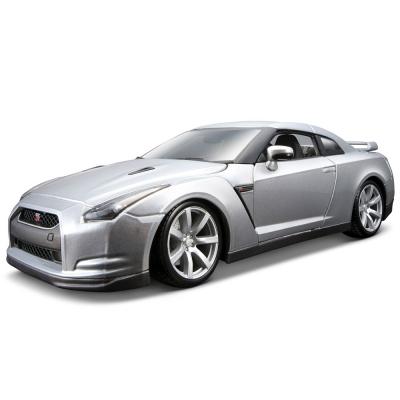 브라고 1:18 컬렉션 2009 닛산 GT-R/모형/장식/진열