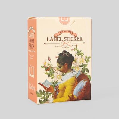 Label Sticker Pack-24 Reading