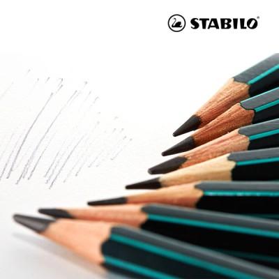 스타빌로 오델로 연필 pencil (12자루 한다스)