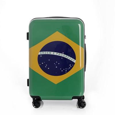[유랑스]프로젝트:D 플래그 에디션 수화물용 28형 브라질 삼바