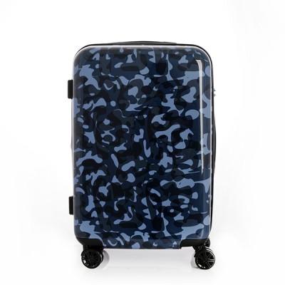 [유랑스]프로젝트:D 카모플라쥬 에디션 수화물용 24형 카모 블루