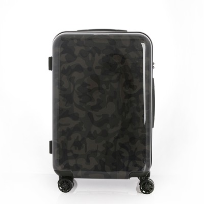 [유랑스]프로젝트:D 카모플라쥬 에디션 수화물용 24형 카모 블랙