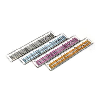 15cm방안커팅자 (색상랜덤)