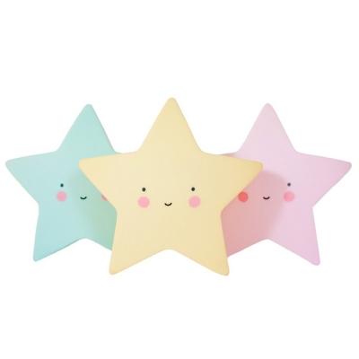 Mini Star Lamp (3color)