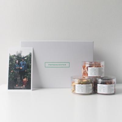 3종 과일칩 선물세트_M