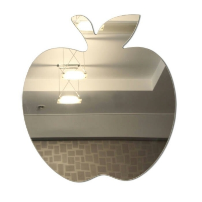 림리스 미러-애플(사과거울)