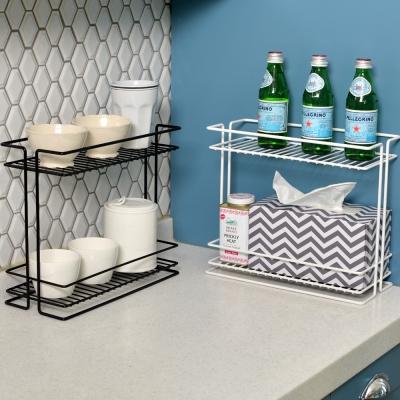 컬러 디자인 테이블랙/식탁정리함