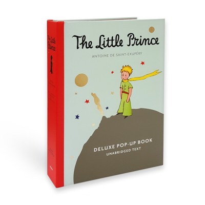 The Little Prince Pop-Up Book with Audio(어린왕자 팝업북)