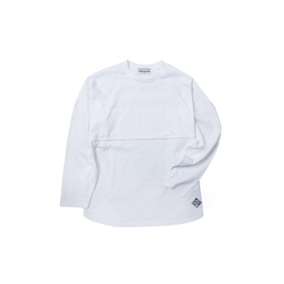 DISSECTION OVER FIT_WHITE
